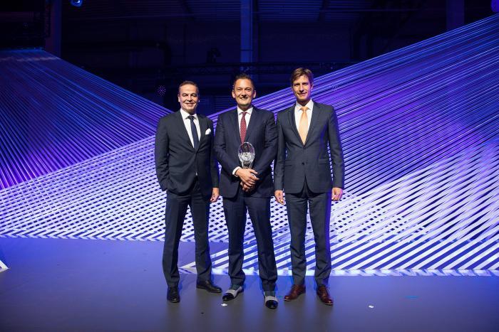 3CON mit BMW Supplier Innovation Award 2018 ausgezeichnet!